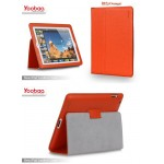 Купить Executive Leather Case for iPad 2 / iPad 3 orange куплю в Москве Executive Leather Case for iPad 2 / iPad 3 orange в интернет магазине yoobao-nw.ru